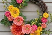 Wreaths / by Brenda Cauley Terbush