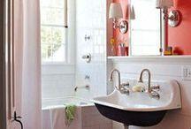 A Small Bath / by Brenda Cauley Terbush