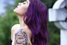 Hair / Treatments, diadems & a few tutorials / by Ana Laura Campos