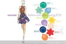 Pantone Colors 2013 / Each year Pantone releases the Fashion Color Report. We are always excited to see how Hort Couture can help you with your container trends!