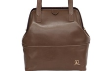 Hepburn Brown / The most timeless color / by Fleabags LLC