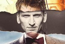 Doctor Who / by Beste Yildiz