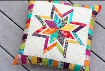 Pillows / by Quilting and Applique Shop