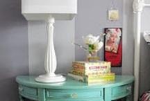 bedside table  / by LiLian Lee