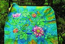 Quilting and Embroidery / by Lauri Abraham