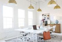 Office Space / Ways I want decorated work space