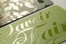Printing Techniques / by Alyssa Pennington