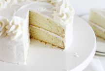 Desserts / Cakes, cupcakes, cookies, candy, all kinds of sweet and sugary treats