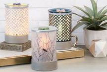 Scentsy Warmers / Your home is a picture of who you are. Make it unique with your perfect Scentsy Warmer. Modern, classic, nautical, rustic, feminine, vintage, artsy, athletic — our gorgeous warmer designs will help you express your style and fill your space with lasting fragrance. @WicklessinGreenBay.com