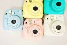 Polaroid Camera ( Instax)