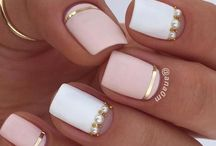 Rose gold stuff / Cakes / Decor /  Nails / And More