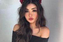 look / lánykák, akikre mindig is irígy leszek, és makeupok, melyeket soha sem fogok tudni elkészíteni, vagy ha mégis, akkor sem leszek tőlük szép haha