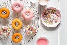 Food - Sugary / This is a legit food group. / by Jamie B.