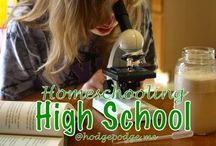 Learn: High School @ Home / by Alex Dk