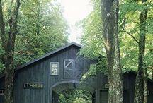 beautiful barns / by Rita Johnson