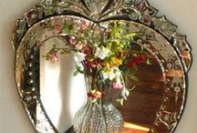 HOME*Mirrors In Home Decor* / Gorgeous mirrors in every style and every size...Not for Marketing or Sales Please...