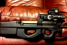 Gun Stuff / Things that are gun related  / by Chris T