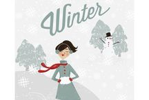 Celebrate*WINTER* / Celebrate*WINTER*DECEMBER*JANUARY*FEBRUARY***BABY IT'S COLD OUTSIDE!***
