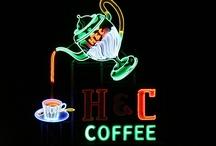 COFFEE ANYONE? / by Brenda Clayton