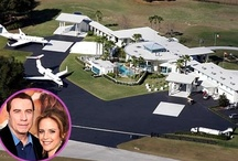 Celebrity Homes ~ Rich & Famous / by Tresa Horner
