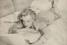 Marilyn Monroe ♥ Reading / by Tresa Horner