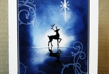 Paper - Cards - Christmas / by JoAnne Brown