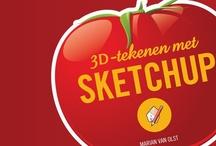 ! sketchup ! / by Studio Jet!