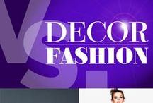 decor vs. fashion / Take your pick! Which would you choose on a limited budget; a stylish design for your decor or your fashion closet?