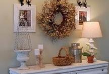 Decorative Touches / by Jamie Eason (Middleton)