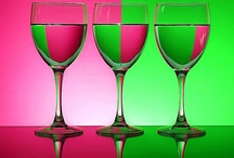 COLOR ˜ PINK AND GREEN / by Brenda Clayton