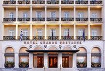 Hotel GRANDE BRETAGNE / Best hotel ever!  Athens, Greece