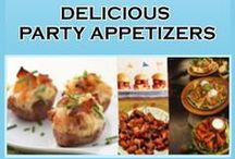 ALL*FingerFood*Appetizers* / **SNACKS_DIPS_APPETIZERS_FINGERFOOD_BITE SIZE_PARTY FOOD_GAME DAY GOODIES**