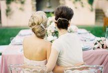 Wedding: Hair and make up