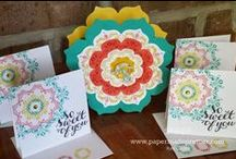 Stampin' Up 3d projects / Stampin' up projects that are 3d