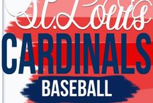 STL Cardinals / by Courtney Cowel
