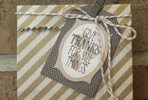 Thankful Days with Stampin' Up