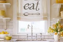 Kitchen / Where the magic happens -in the kitchen! / by Debbie Price
