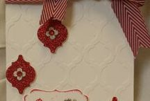 Love Valentine's Stampin' Up / Valentine's projects using Stampin' Up products