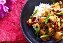 Chinese & Malaysian Recipes / by Samantha Grace