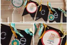 Party with Stampin' Up!
