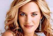 KATE WINSLET / One of my favorite actresses. / by Brenda Clayton