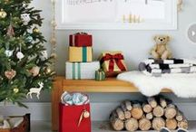 holiday decor / Get ready for the holiday season with these stylish decor and design ideas!
