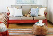 stylish pet-friendly spaces / stylish pet-friendly homes #petstyleathome