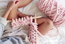 ~Knitting~ / by Jennifer Elizabeth <3
