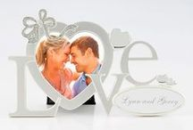 """Romantic Gifts / Whether it is for Valentine's Day, an anniversary, a special someone your are wooing or just because you want to say """"I love you"""", these gifts are perfect to get someone's attention. / by ThingsEngraved"""