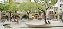 Plaza & Street