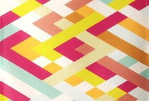 design inspiration / patterns, colors, packaging and any other fun design finds / by robyn wehab / meant to be sent