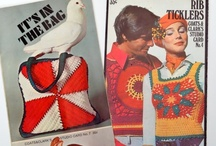 Vintage Crafts / I love vintage and getting crafty!  There are some awesome (and very kitschy) craft books and how-tos out there! / by Maggi
