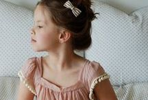 Little girls fashion style / Clothes, accessories and beautiful inspiration how to dress up little girls.