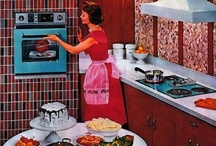 The Vintage Kitchen / Ode to the vintage kitchen! / by Maggi